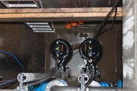 Pumpe in Strengelbach